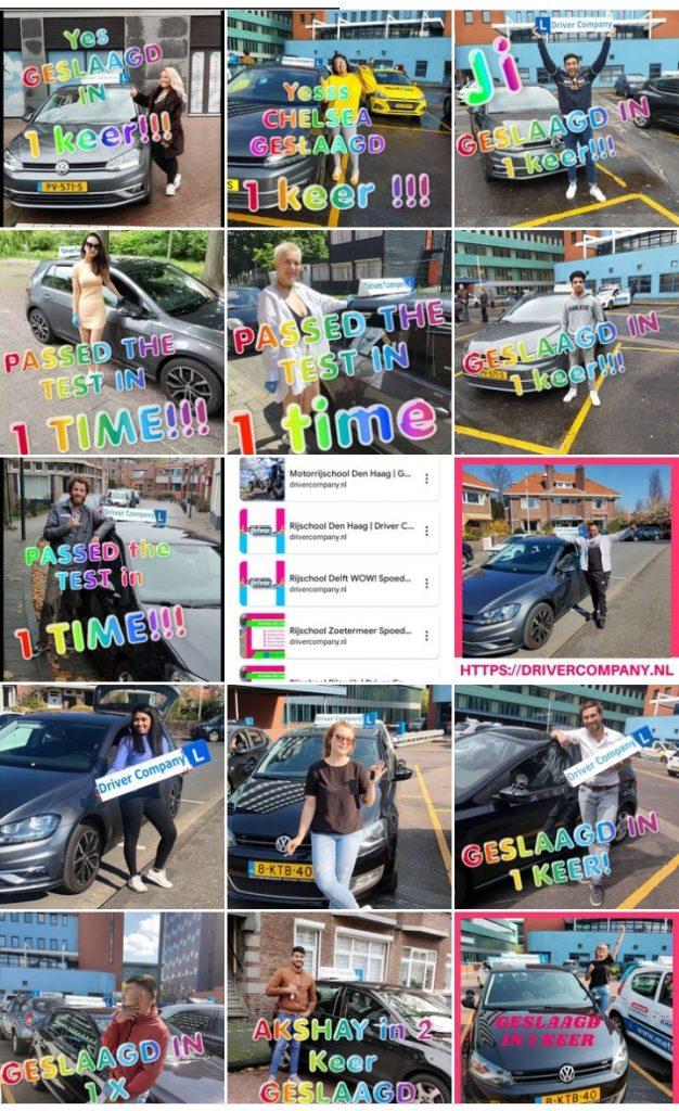 driving school the haque, driving school delft